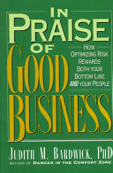 In Praise of Good Business
