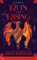 Ruin and Rising: by Leigh Bardugo