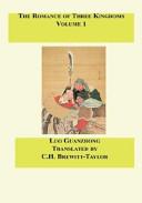The Romance Of Three Kingdoms book