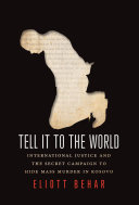 download ebook tell it to the world pdf epub
