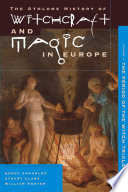 Ebook Witchcraft and Magic in Europe, Volume 4 Epub Bengt Ankerloo,Stuart Clark,William Monter Apps Read Mobile