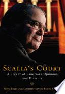 Scalia s Court