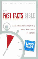 NIV Fast Facts Bible