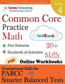 Common Core Practice   Grade 4 Math