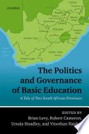 Politics And Governance Of Basic Education