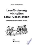 Leseförderung mit tollen Schul-Geschichten