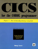 CICS for the COBOL Programmer