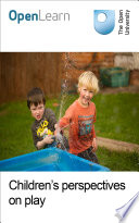 Children S Perspectives On Play