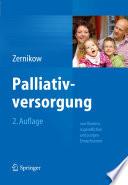 Palliativversorgung von Kindern  Jugendlichen und jungen Erwachsenen