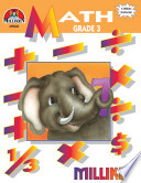 Math Workbook   Grade 3  ENHANCED eBook