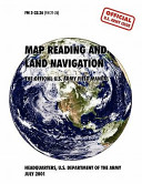 Map Reading and Navigation