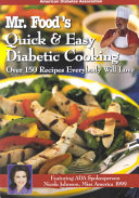 Mr Food S Quick Easy Diabetic Cooking