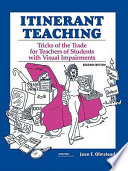 Itinerant Teaching : each chapter develops strategies for working with...