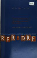 Documentation Sur la Recherche F  ministe