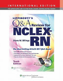 Lippincott s Q   A Review for NCLEX RN