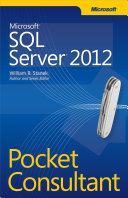 Microsoft   SQL Server   2012 Pocket Consultant