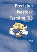 Precision Livestock Farming '05
