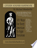 Citizen Soldier Handbook  101 Ways Every American Can Fight Terrorism