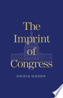 The Imprint of Congress