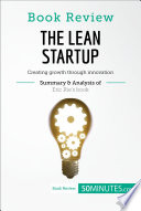 Book Review  The Lean Startup by Eric Ries