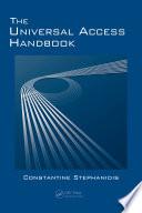 The Universal Access Handbook