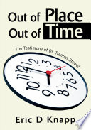 Out Of Place Out Of Time book