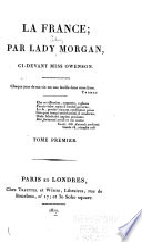 La France en 1816
