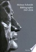 Helmut Schmidt-Bibliographie 1947-2008