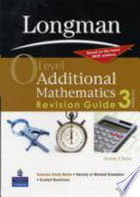 LMAN OL Additional Maths Revision Guide 3