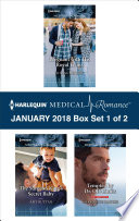 Harlequin Medical Romance January 2018 Box Set 1 Of 2