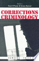 Corrections Criminology