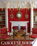 Book A Passion for Interiors