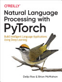 Natural Language Processing with PyTorch Book