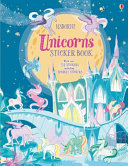Unicorns Sticker Book : and fill with unicorns, including...