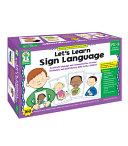 Let s Learn Sign Language  Grades Pk   2