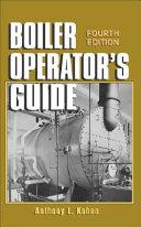 Boiler Operator s Guide