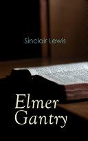 Elmer Gantry Book