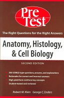 Anatomy  Histology  and Cell Biology