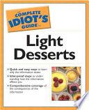 The Complete Idiot s Guide to Light Desserts