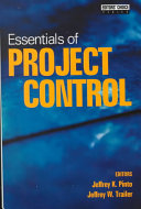 Essentials Of Project Control : role models need to spend...