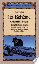 Puccini s La Boheme  the Dover Opera Libretto Series