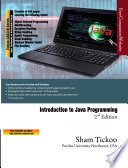 Introduction To Java Programming 2nd Edition