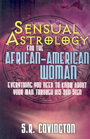 Sensual Astrology for the African American Woman