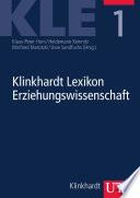 Klinkhardt Lexikon Erziehungswissenschaft (KLE)