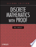 Discrete Mathematics with Proof