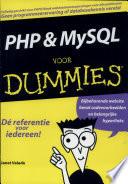 PHP   MySQL voor Dummies