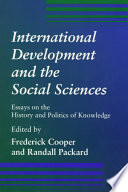 International Development and the Social Sciences