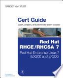 Red Hat RHCSA RHCE 7 Cert Guide