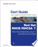 Red Hat RHCSA/RHCE 7 Cert Guide