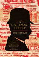 download ebook a gentleman\'s murder pdf epub
